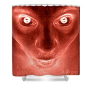 The Seventh Son Shower Curtain