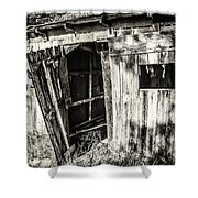 The Shack Shower Curtain