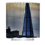 The Shard Shower Curtain
