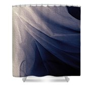 The Sheets In The Morning  Shower Curtain