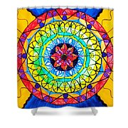 The Shift Shower Curtain