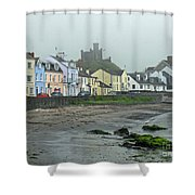 The Shores Of Ireland Shower Curtain