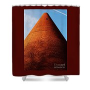 The Shot Tower, Baltimore #  4 Shower Curtain
