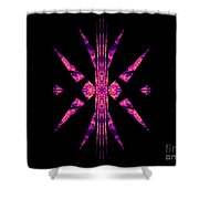 The Sign Shower Curtain