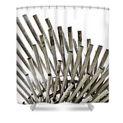 The Singing Ringing Tree Shower Curtain