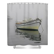 The Sir Willliam Pepperrell Shower Curtain