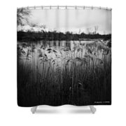 The Softness Of Nature Shower Curtain