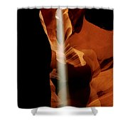 The Source Shower Curtain