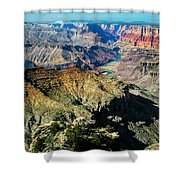 The South Rim Shower Curtain