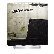 The Space Shuttle Endeavour 13 Shower Curtain