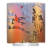 The Spire  Shower Curtain