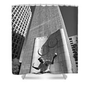The Spirit Of Detroit Tigers 3 Shower Curtain
