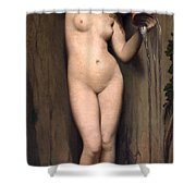 The Spring Shower Curtain