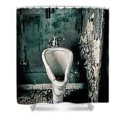 The Stall Shower Curtain