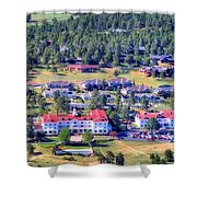 The Stanley A Grand Heritage Hotel Shower Curtain