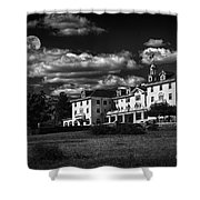 The Stanley Hotel Shower Curtain