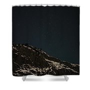 The Stars In The Sky Shower Curtain