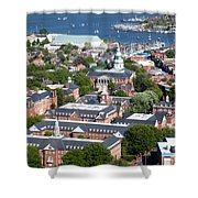 The State House Shower Curtain