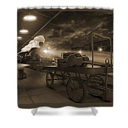 The Station 2 Shower Curtain