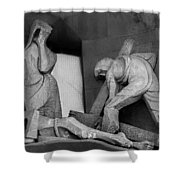 The Story IIi Shower Curtain
