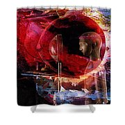 The Storytelling Hour Shower Curtain