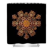 The Talisman Shower Curtain