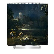The Tempest Shower Curtain