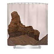 The Thumb Shower Curtain
