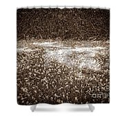 The Touch No.56 Shower Curtain