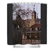 The Tower Of London # 1 Shower Curtain