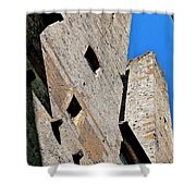 The Towers Of San Gimignano Shower Curtain
