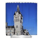 The Town House Shower Curtain