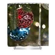 The Tree 2012   5651 Shower Curtain