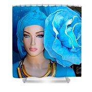 The Trendsetter Shower Curtain