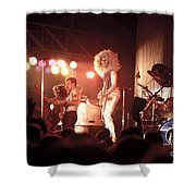 The Tubes Shower Curtain