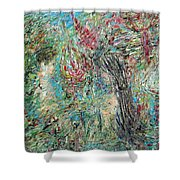 The Two And The Nature Shower Curtain
