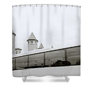 The Vacation Shower Curtain