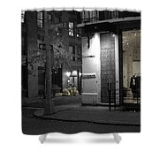 The Village Two Shower Curtain