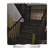 The Walk-up Shower Curtain
