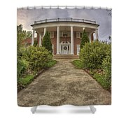 The Ward Mansion - Conway - Arkansas Shower Curtain