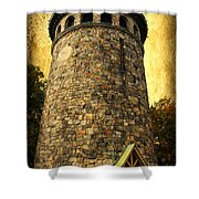 The Watch Tower Shower Curtain