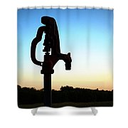 The Water Hydrant Shower Curtain
