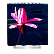 The Water Lily... Shower Curtain