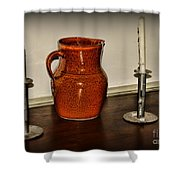 The Water Pitcher Shower Curtain