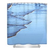 The Waters Edge Shower Curtain