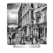 The Well House Tavern Shower Curtain