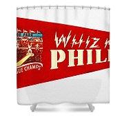 The Whiz Kids Shower Curtain