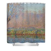 The Willow Shower Curtain