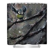 The Winter Tales Shower Curtain