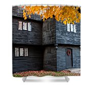 The Witch House Shower Curtain